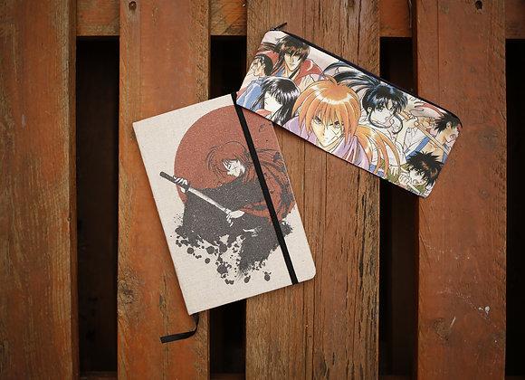 PACK Rurouni Kenshin Libreta + Estuche