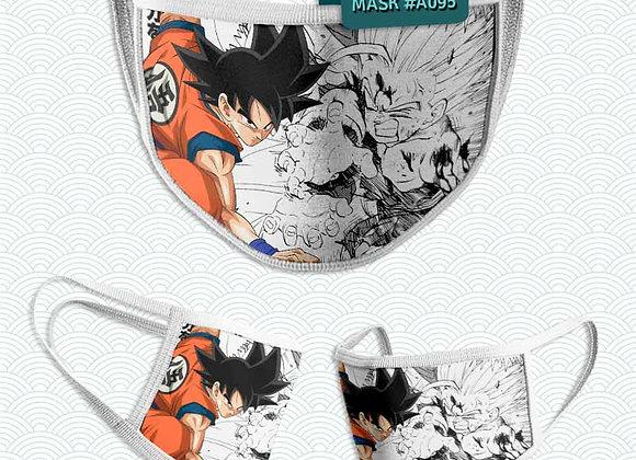 MASCARITA: Goku Manga