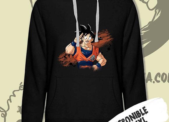 SUDADERA Goku Forever  (Dragon Ball))