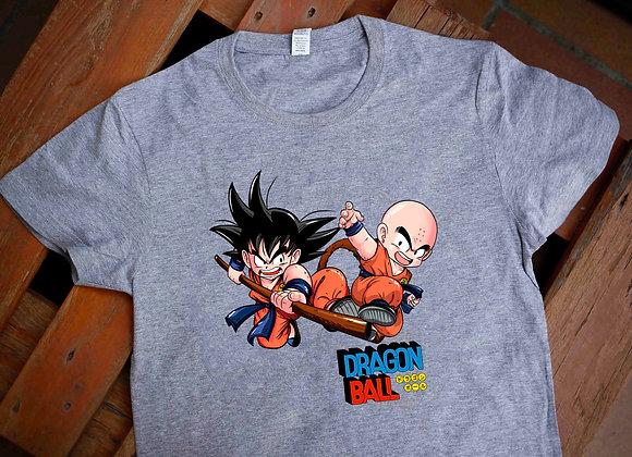SAMARRETA Goku + Krilín (Dragon Ball)