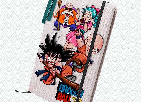 Libreta Dragon Ball