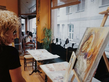 Exposició Goka (Ateneu, sallent)