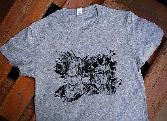 SAMARRETA Goku & Seiya (Dragon Ball yCaballeros del Zodíaco)