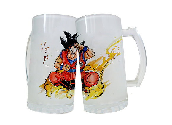 JARRA GOKU KINTON ADULTO (Dragon Ball)