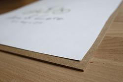 Base-soporte de madera