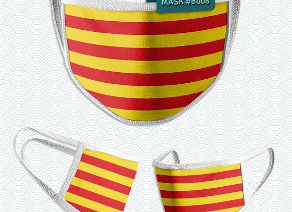 MASCARILLA: Senyera Catalana