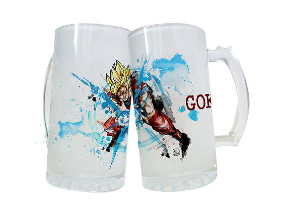 JARRA GOKU SAIYAN (Dragon Ball)