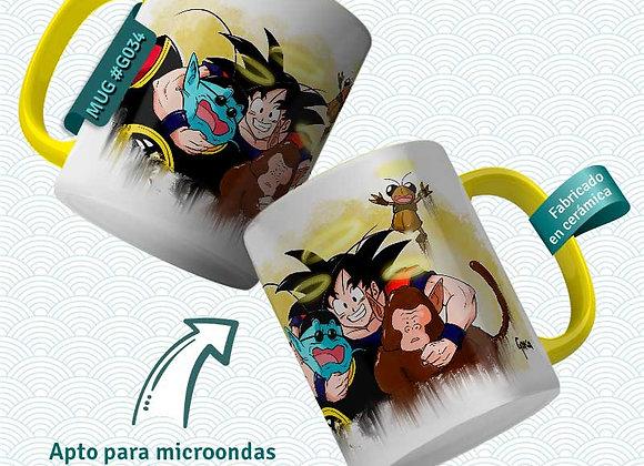 TAZA Goku + Kaito (Dragon Ball)