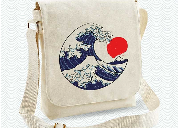 BANDOLERA: La Gran ola de Kanagawa
