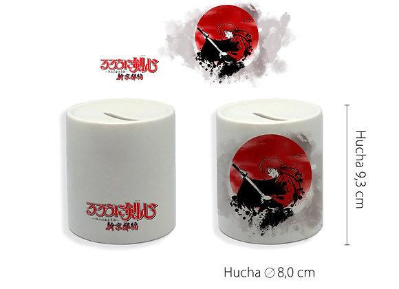 Hucha_ Kenshin Himura (Rurouni Kenshin)