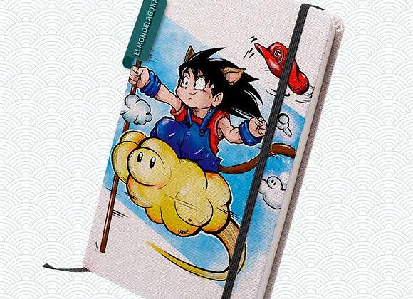 Libreta Goku Bross (Dragon Ball)