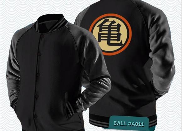 Chaqueta Béisbol Tortuga (Dragon Ball)