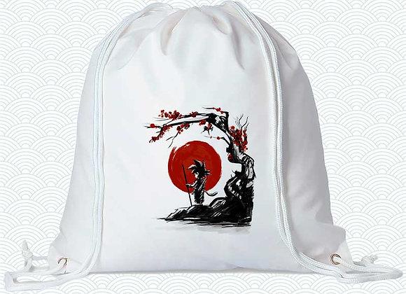 MOCHILA Goku Sakura (Dragon Ball)