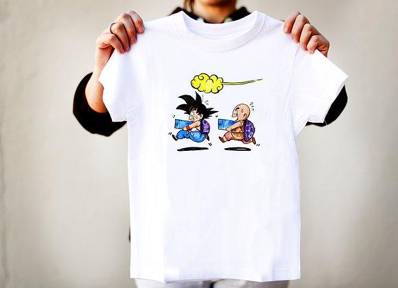 SAMARRETA GOKU I KRILIN MILK (Dragon Ball)