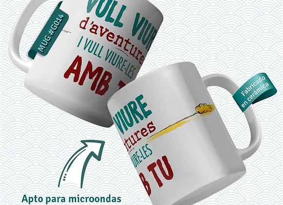 TASSA VULL VIURE D'AVENTURES