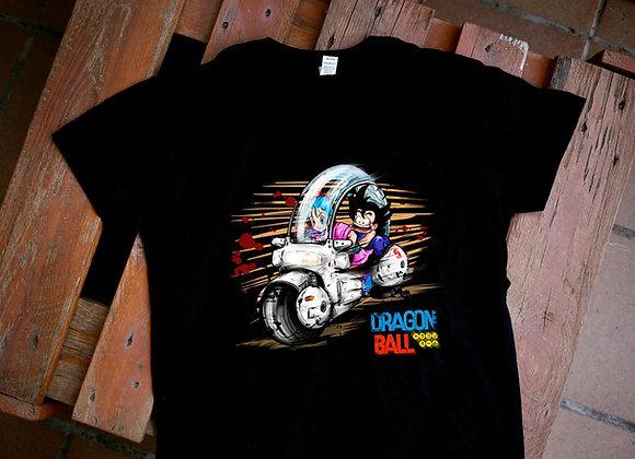 SAMARRETA Goku y Bulma Capsule 9 (Dragon Ball)