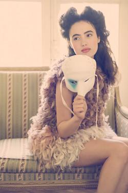 Masque Sandra  Hygonnenc photo