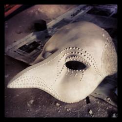 Masque création en cours