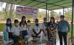 Goa Sudharop Hosts Eye Camp in Ambaulim (Qupem)