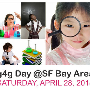 g4g @ SF Bay Area is Back!