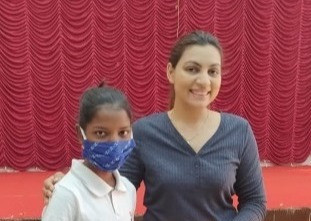 Goa Sudharop Led Feminine Hygiene Workshop for Young Women