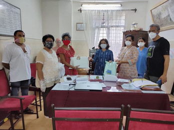 Goa Sudharop's Continued Pandemic Response in Goa