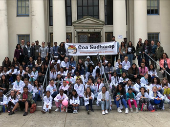 Goa Sudharop Hosts Second g4g Day@SF Bay Area