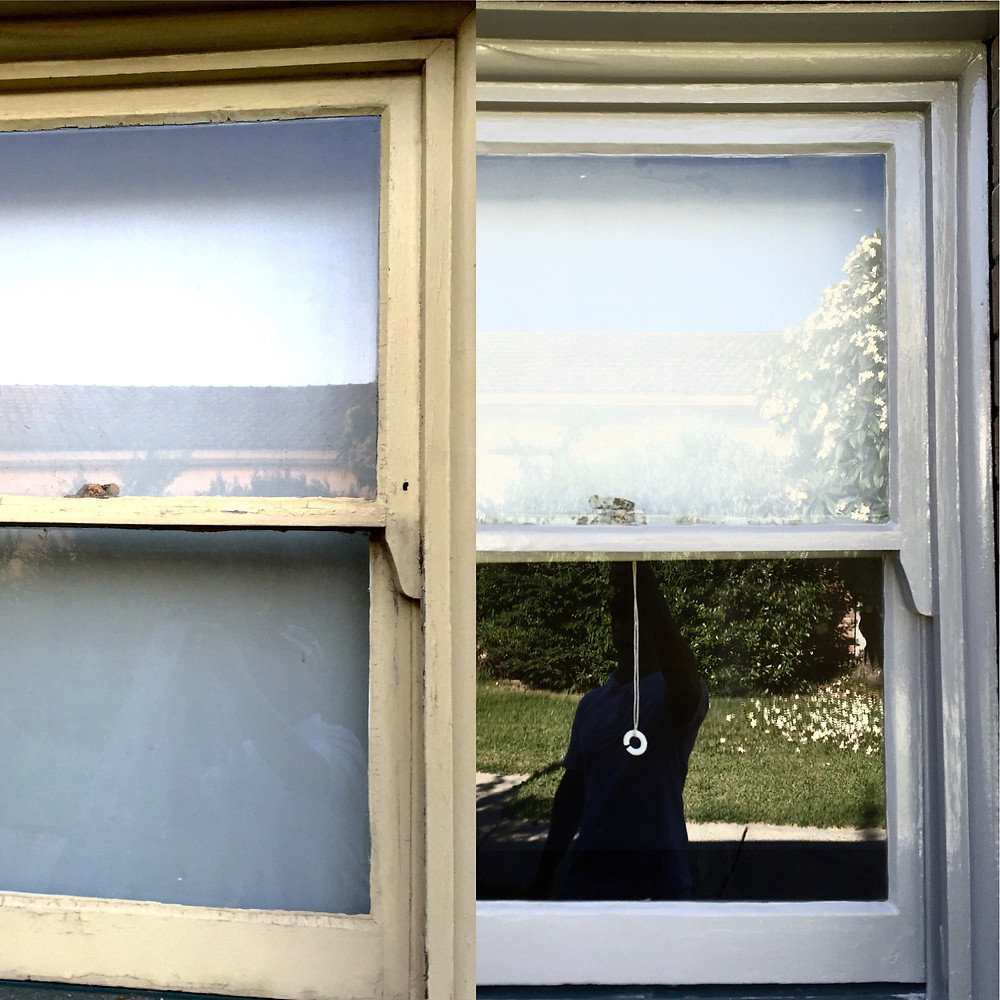 window before and after painting websites,master painters,painting services,painter newcastle,newcastle painting