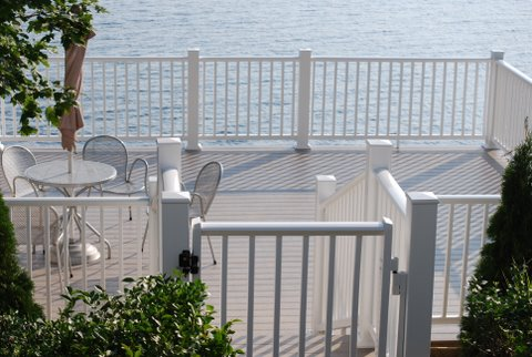 Rockland County Custom Deck