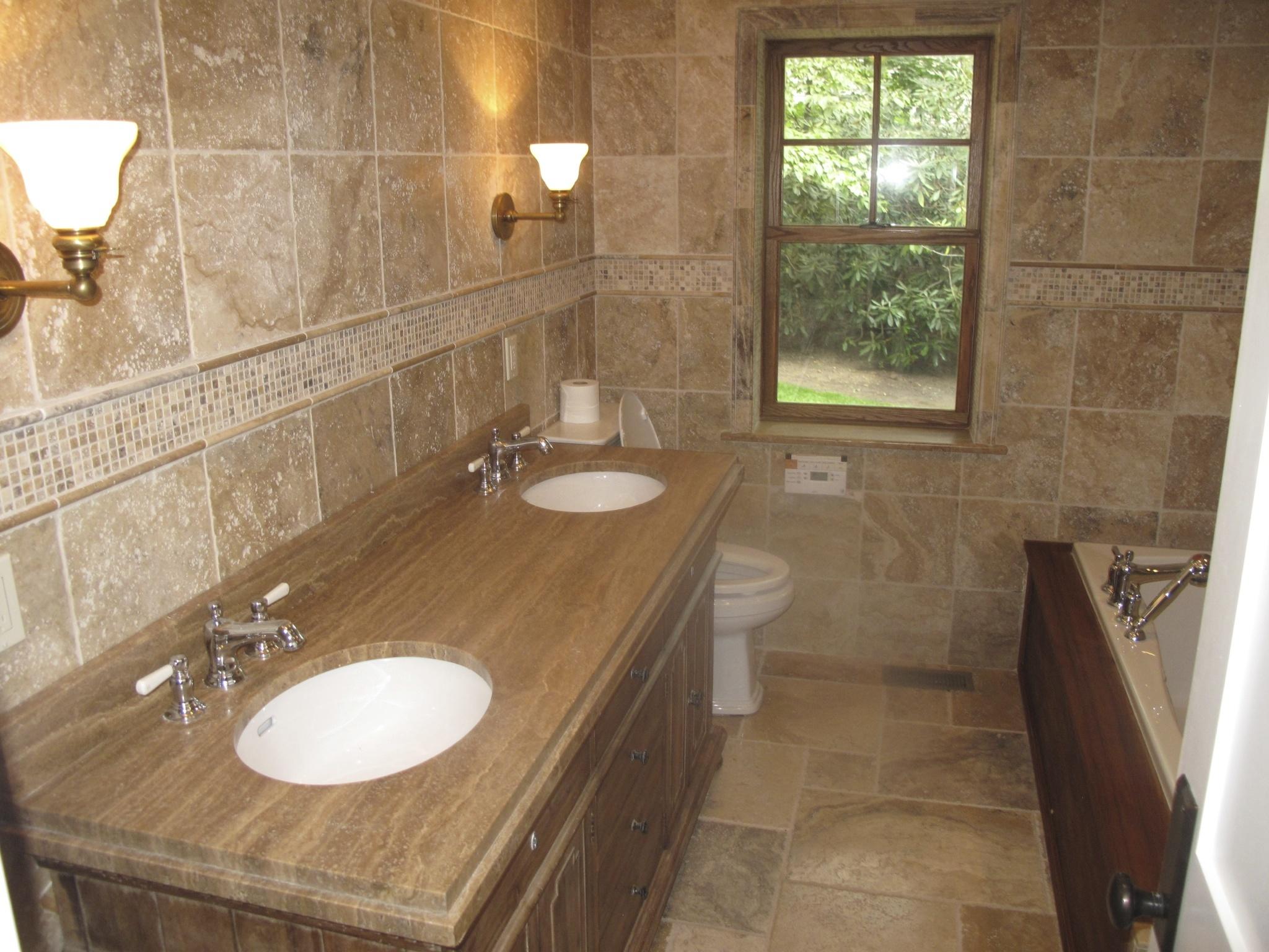 Rockland County Custom Bathroom