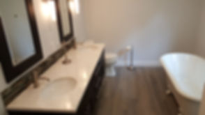 Rockland County, NY Custom Bathrooms