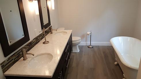 Rockland County, NY Custom Bathrooms