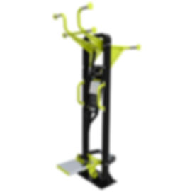 TGO810_Pull Up and Assisted Pull Up_3D R