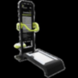 TGO942 Mini Treadmill and Oblique - TGO