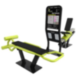 TGO951_Leg Press and Bench_3D Render_sma