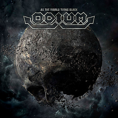 CD- AS THE WORLD TURNS BLACK (2017)