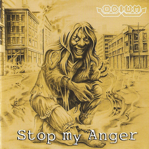 CD - STOP MY ANGER (2010)