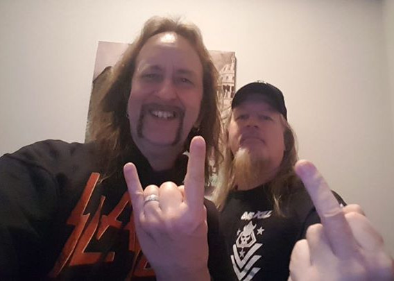 with Dave Linsk