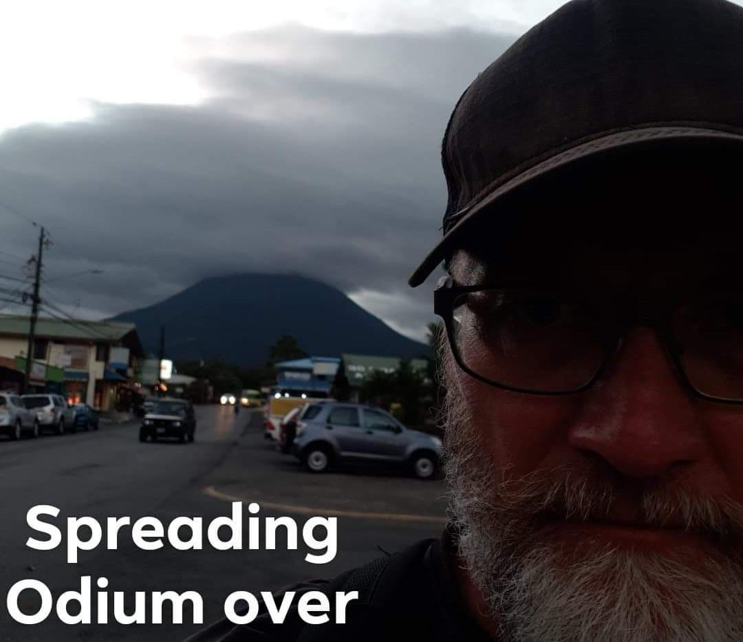 Odium in COSTA RICA