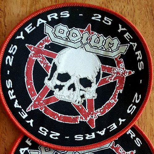 25 Years PATCH