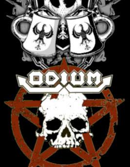 ODIUM support für TANKARD am 10.Mai 2019 in Mannheim // NEUE CD Limitiert auf 500