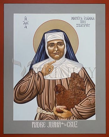 Williams, Madre Juana de la Cruz.jpg