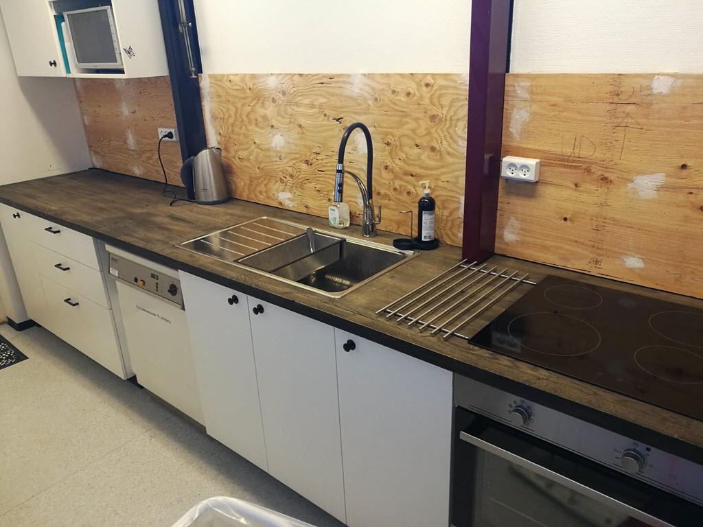 Køkken - Frie Selskabslokaler