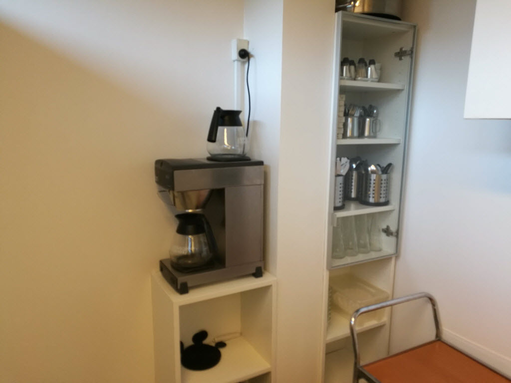 Køkkenudstyr - Selskabslokaler