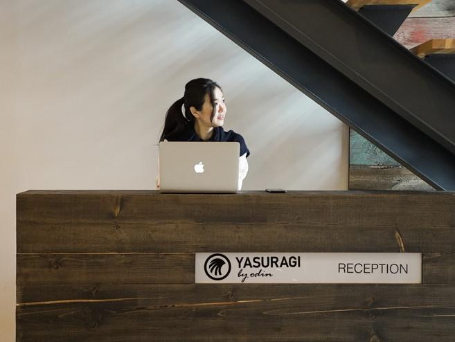 Yasuragi Reception