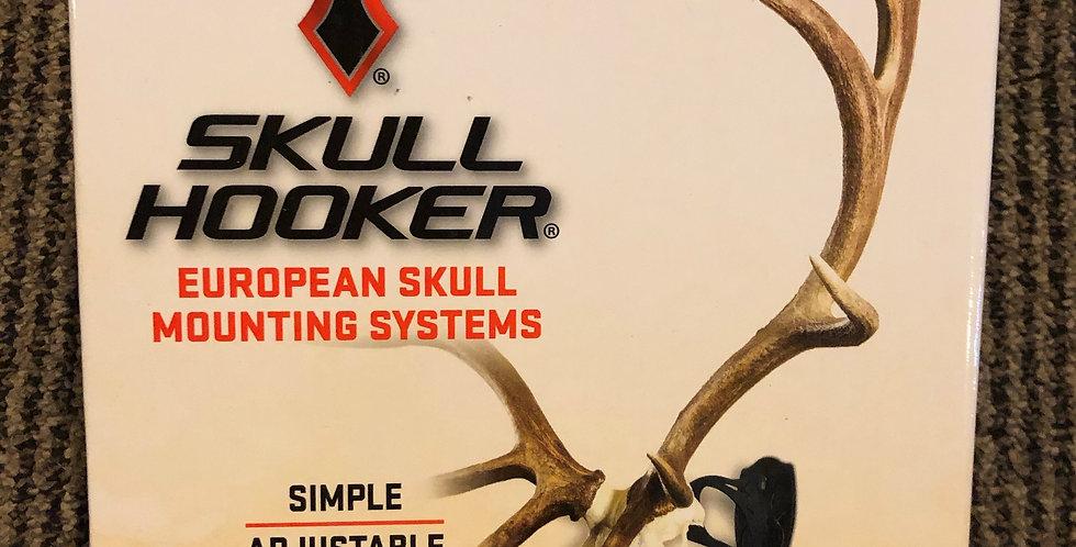 Euro Skull Hooker - Large/Black