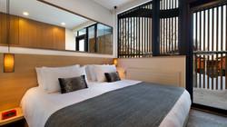 Non-master bedroom