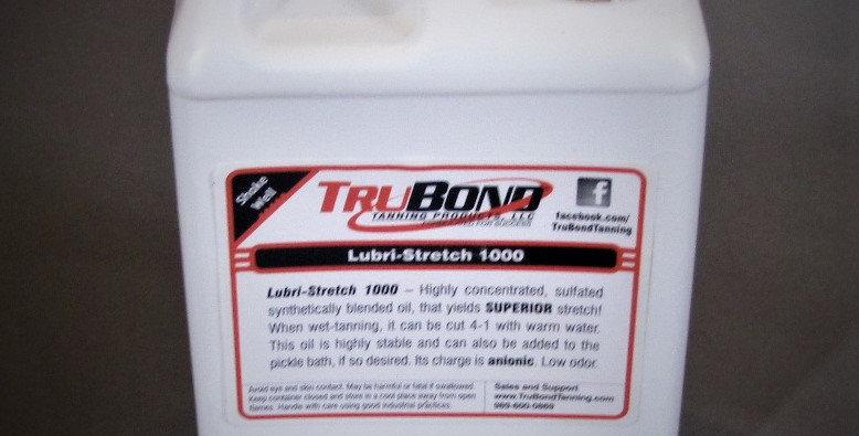 TruBond Lubri-Stretch 1000 1 Litre