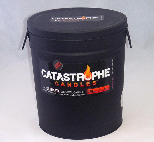 3.5 Gallon Survival Candle