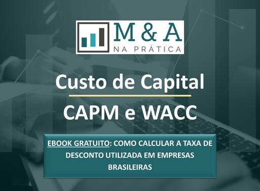 CAPM e WACC - Custo de Capital de Empresas Brasileiras: Como Calcular